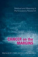 Cancer on the Margins PDF