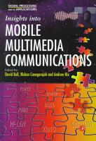 Insights Into Mobile Multimedia Communications PDF