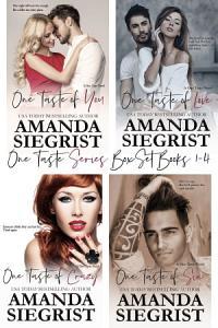 The One Taste Series Box Set  Books 1 4  PDF