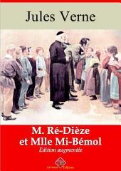 M. Ré-Dièze et Mlle Mi-Bémol: Entièrement illustré - Arvensa éditions