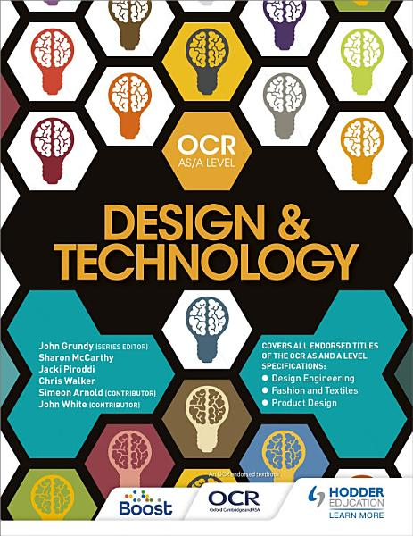 OCR Design and Technology for AS A Level PDF