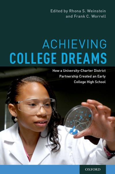 Achieving College Dreams Pdf Book