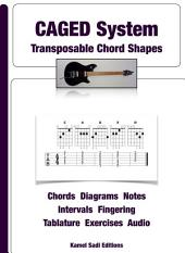 CAGED System: Transposable Chord Shapes