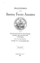 Proceedings: Volume 11