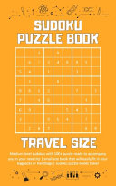 Travel Size Sudoku Puzzles Books