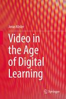 Video in the Age of Digital Learning PDF