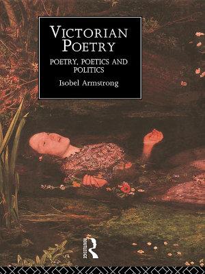 Victorian Poetry PDF