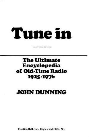 Tune in Yesterday PDF
