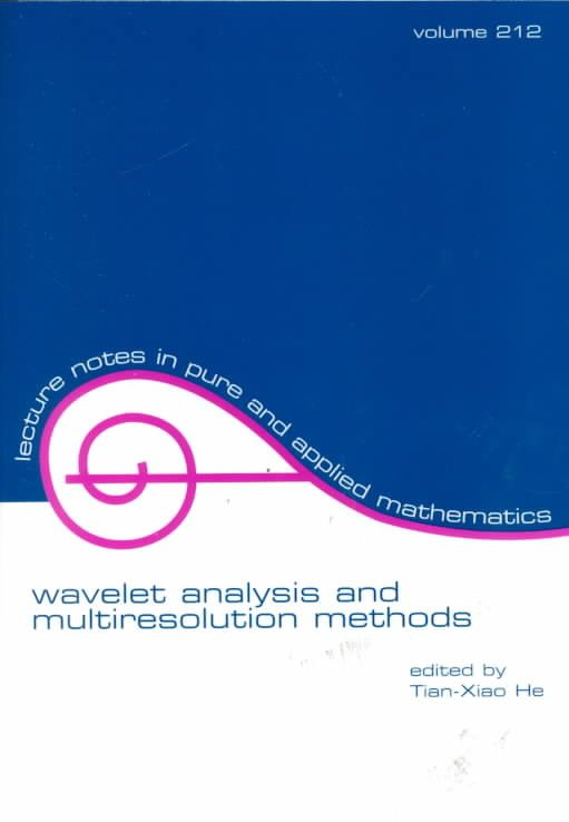 Wavelet Analysis and Multiresolution Methods