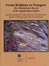 From Rodinia to Pangea: The Lithotectonic Record of the Appalachian Region