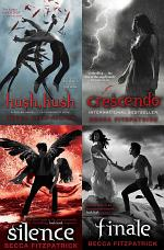 The Complete Hush, Hush Saga