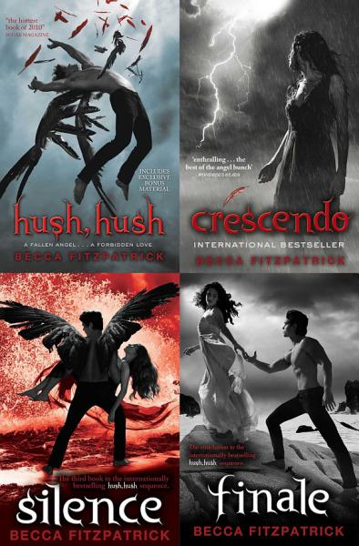 The Complete Hush Hush Saga