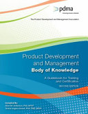 Product Development and Management Body of Knowledge PDF