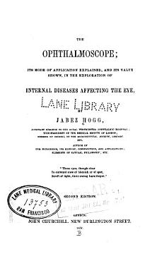 The Ophthalmoscope PDF