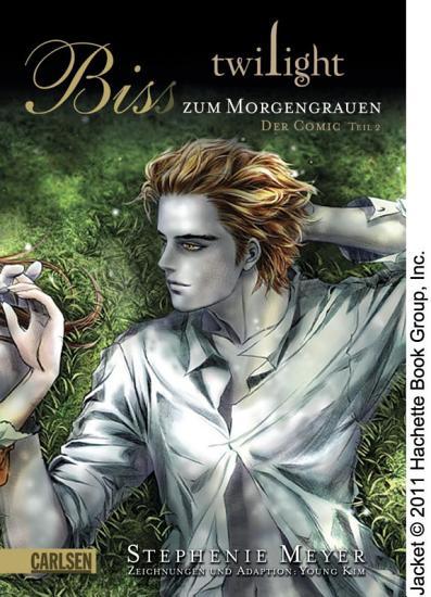 Twilight  Biss zum Morgengrauen     der Comic 2 PDF