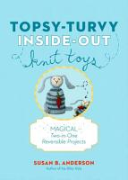 Topsy Turvy Inside Out Knit Toys PDF