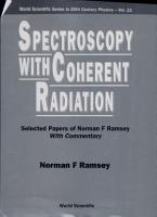 Spectroscopy with Coherent Radiation PDF