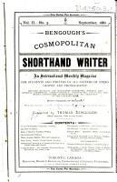 The Canadian Illustrated Shorthand Writer PDF