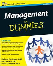 Management For Dummies: Edition 2