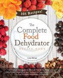The Complete Food Dehydrator Recipe Book PDF