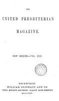 The United Presbyterian Magazine PDF