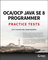 OCA   OCP Java SE 8 Programmer Practice Tests PDF