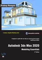 Autodesk 3ds Max 2020  Modeling Essentials  2nd Edition PDF