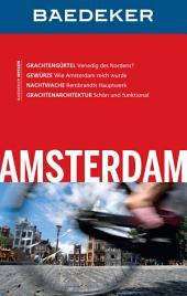 Baedeker Reiseführer Amsterdam: Ausgabe 16