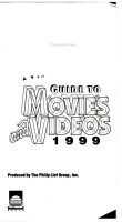 The Blockbuster Entertainment Guide to Movies and Videos PDF