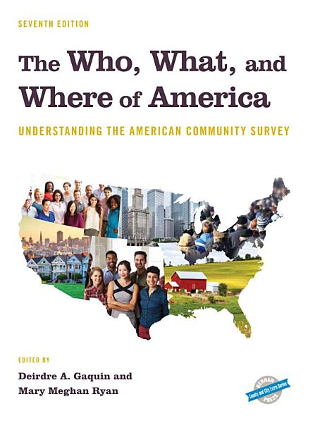 Download The Who  What  and Where of America Book