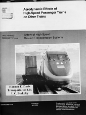 Aerodynamic Effects of High-speed Passenger Trains on Other Trains