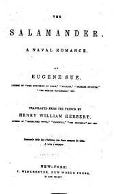 The Salamander: A Naval Romance