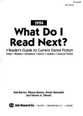 What Do I Read Next  1994 PDF