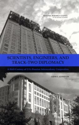 Scientists  Engineers  and Track Two Diplomacy PDF