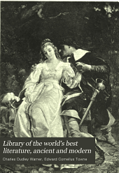 Library of the World's Best Literature, Ancient and Modern: Songs, hymns and lyrics