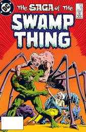 The Saga of the Swamp Thing (1982-) #19