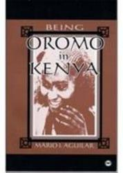 Being Oromo In Kenya Book PDF