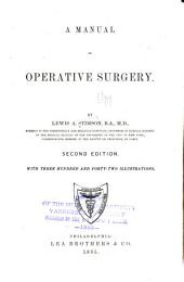 A Manual of Operative Surgery