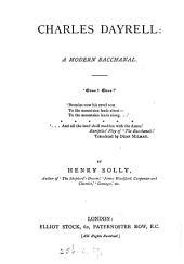 Charles Dayrell: A Modern Bacchanal