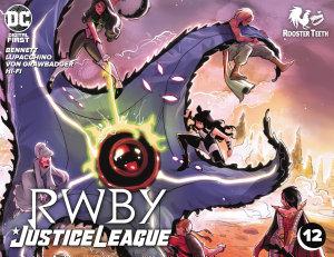 RWBY Justice League  2021   12