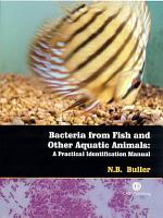 Bacteria from Fish and Other Aquatic Animals PDF