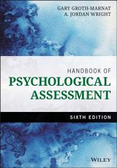 Handbook of Psychological Assessment: Edition 6