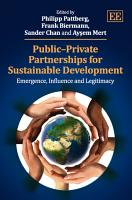 Public Private Partnerships For Sustainable Development