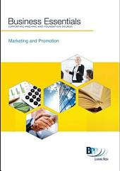 Business Essentials: Marketing and Promotion