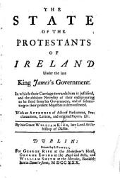 The State of the Protestants of Ireland, Etc