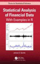 Statistical Analysis of Financial Data PDF