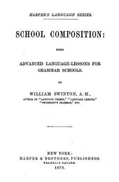 School Composition ...