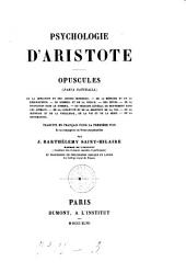 Opuscules (Parva naturalia)