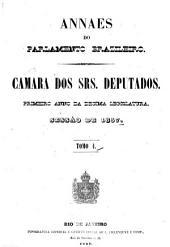 Annaes do parlamento Brazileiro: Partes 4-5
