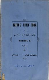 Daniel's Little Horn